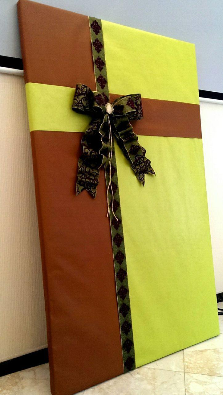 Упаковка подарков картина 55
