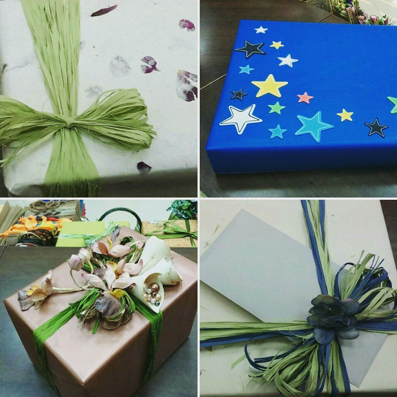 Упаковка подарка другу 37